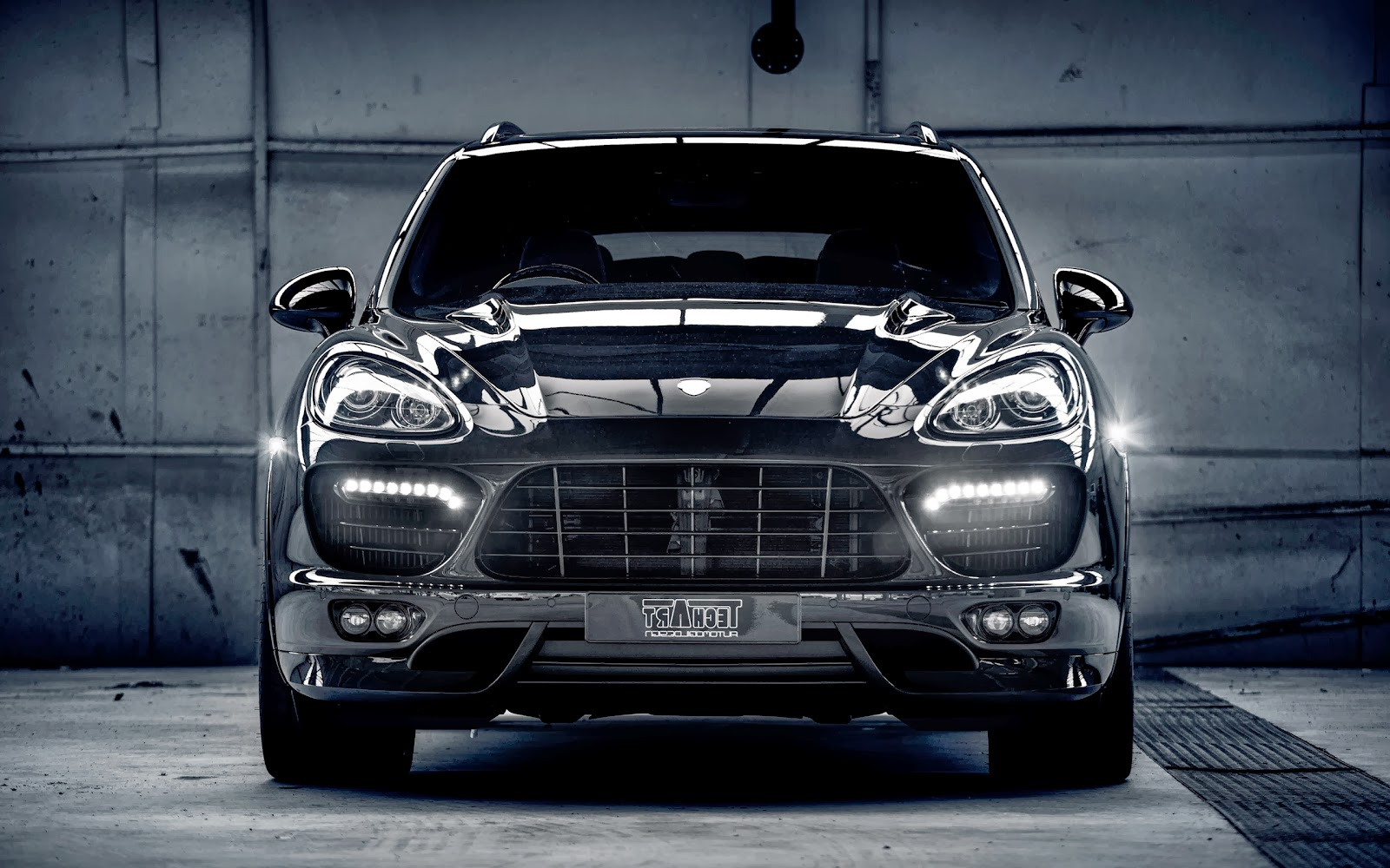 TechArt Porsche Cayenne S Diesel 2013 | Cars Wallpapers