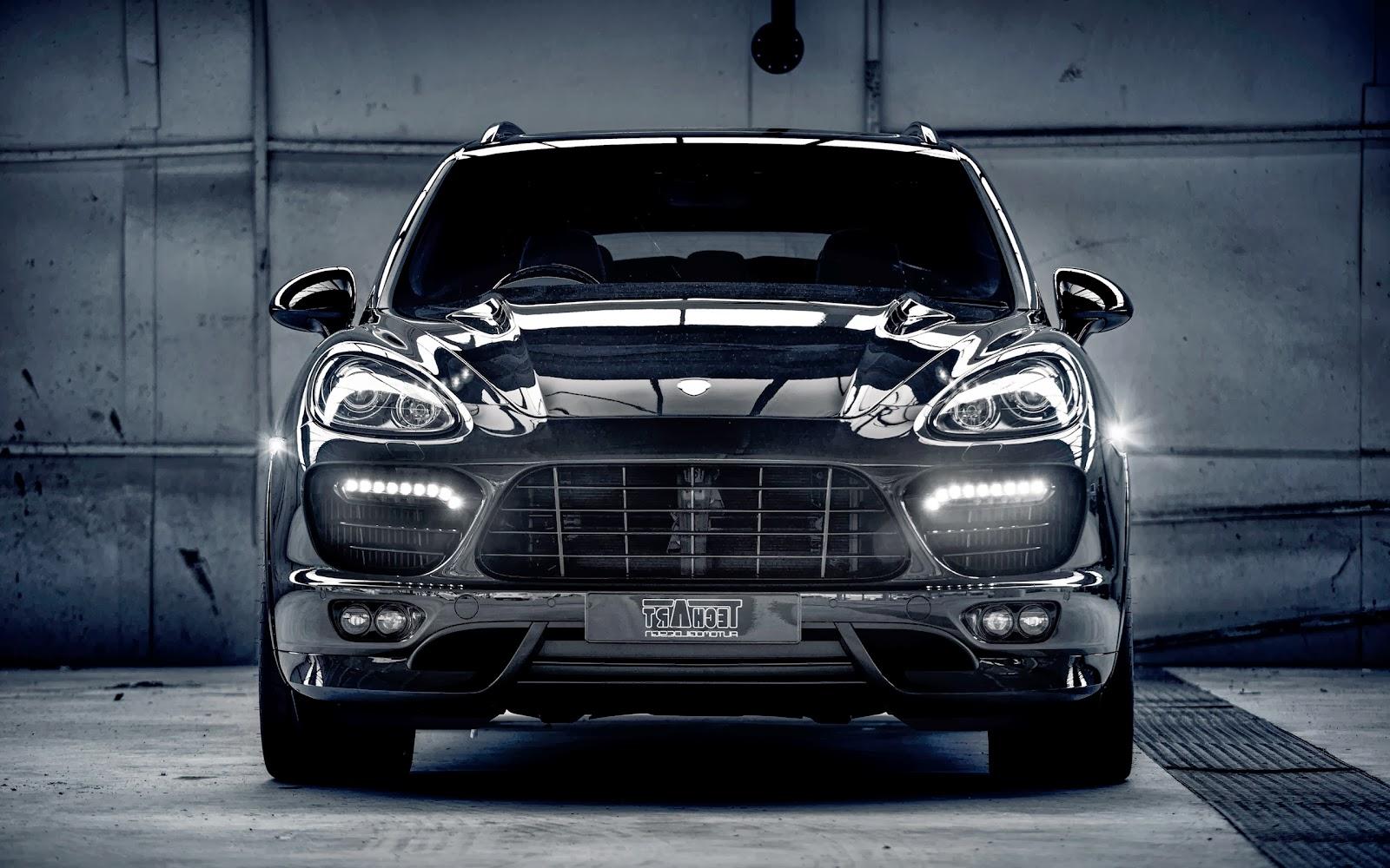 TechArt Porsche Cayenne S Diesel 2013 | Cars Wallpapers