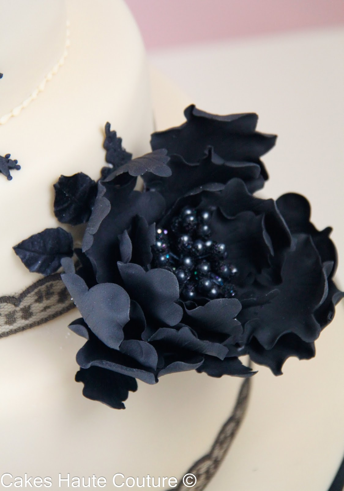 Cakes Haute Couture - El Blog de Patricia Arribálzaga: Peonías de azúcar