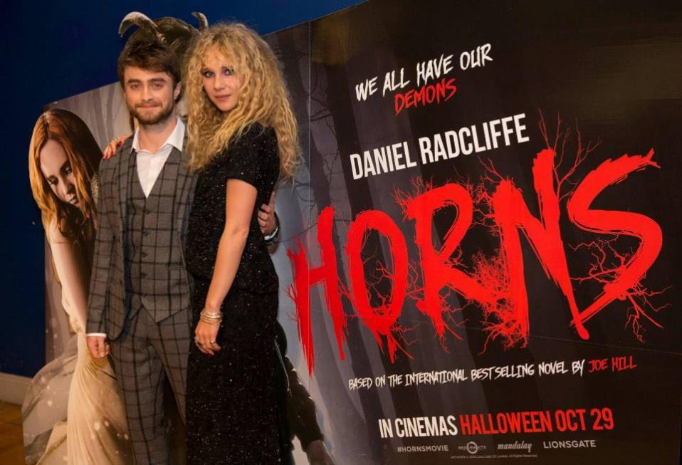 Movie Ramble: Horns. Horns Movie Poster