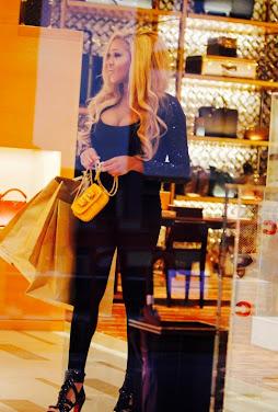 #Shopaholic