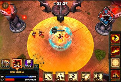 Download Legendary Heroes v2.0.1 Mod
