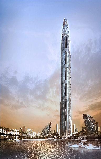 Dubai New Nakheel Tower Wallpapers