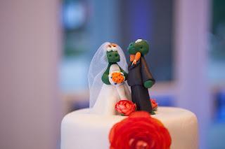 gator themed wedding