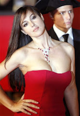 Monica Bellucci Italy