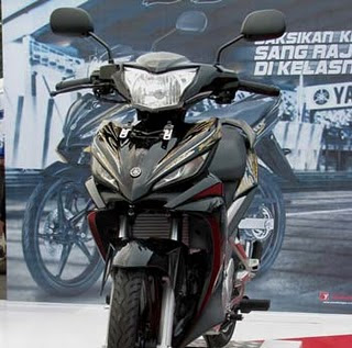 Spesifikasi Motor Yamaha Jupiter Mx 2011
