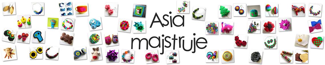 Asia majstruje