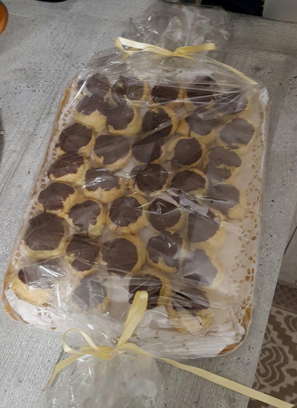 Bignè cioccolato