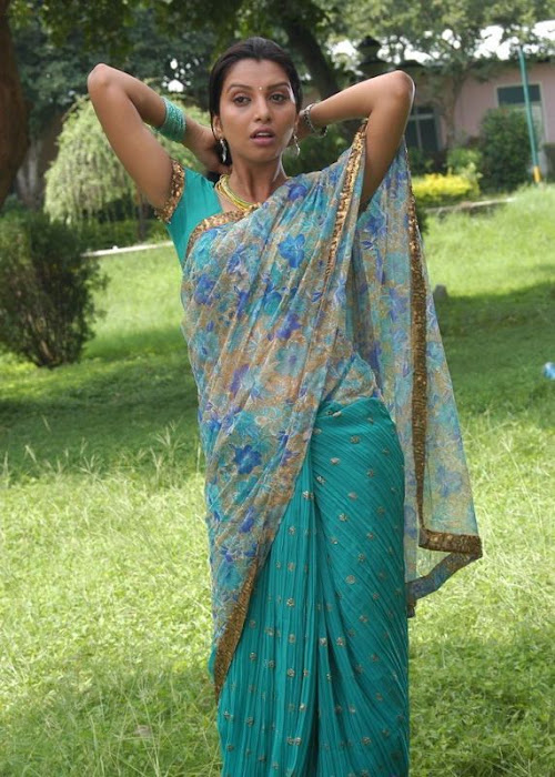 madhulika in saree photo gallery
