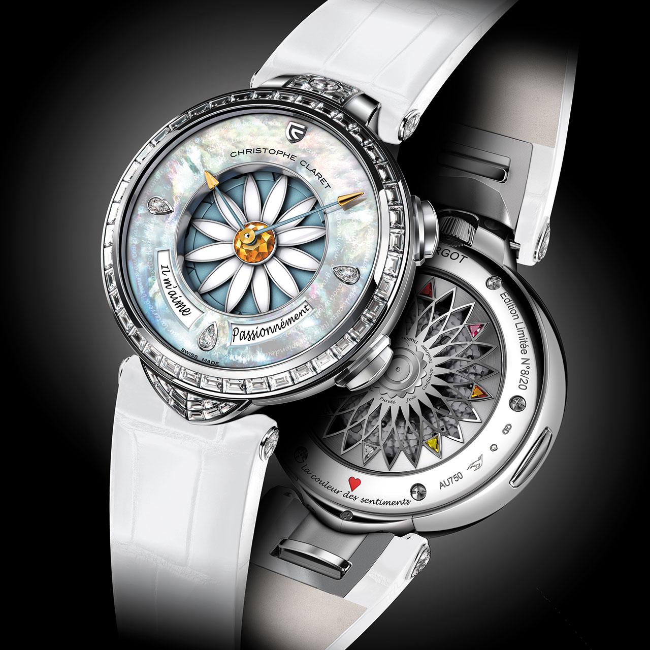 Christophe Claret Margot Automatic Watch