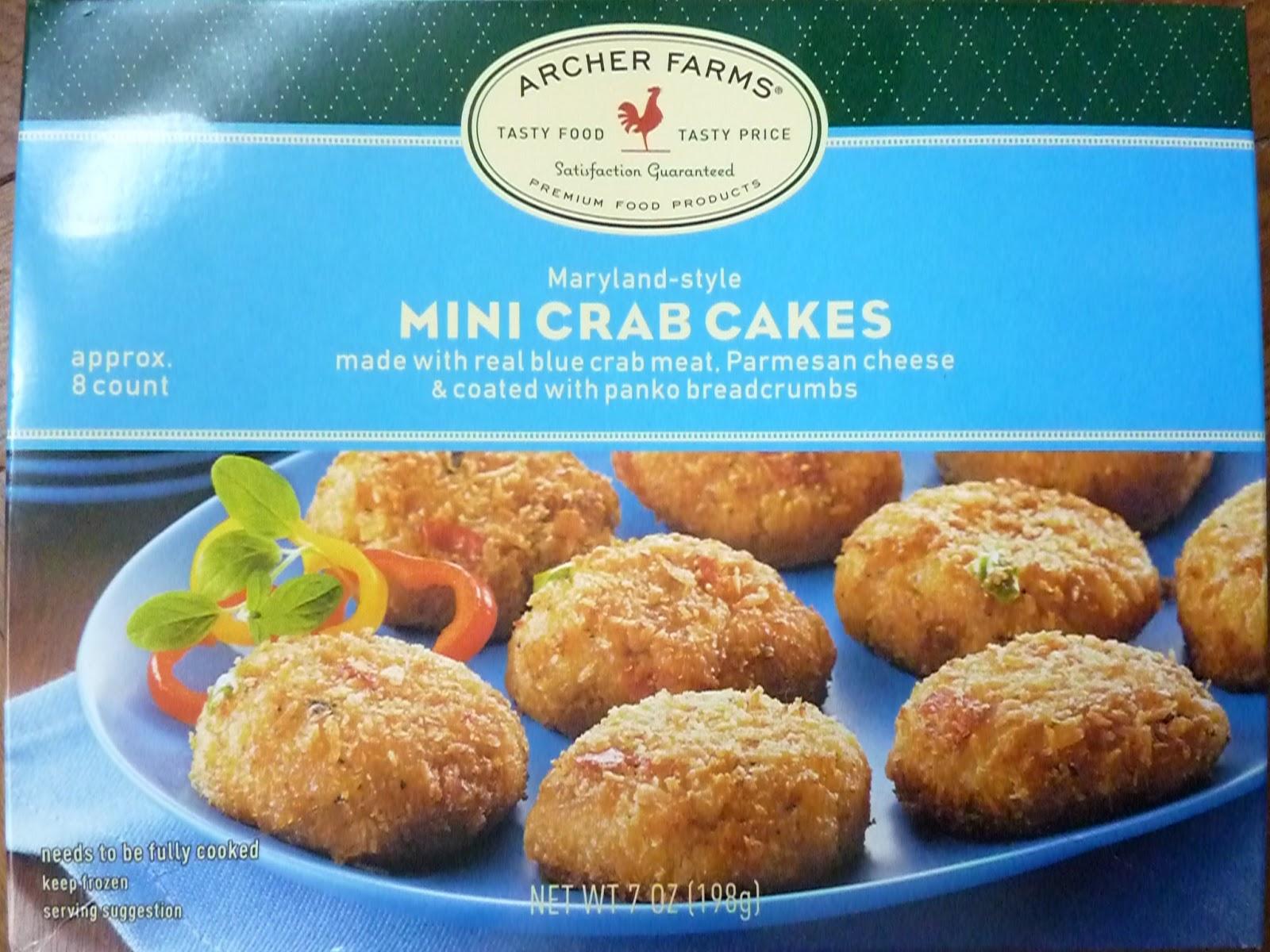 Trader Joe S Mini Crab Cakes