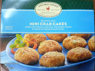 ... Good at Archer Farms?: Archer Farms Maryland-Style Mini Crab Cakes