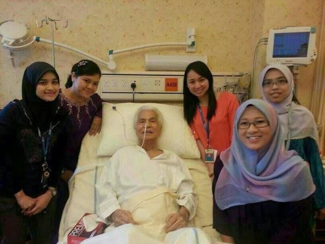 Senyuman Terakhir Sultan Azlan Muhibbudin Shah #Perak #biografi