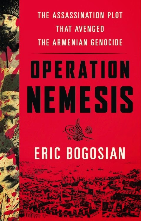 CURRENT READ: Operation Nemesis by Eric Bogosian