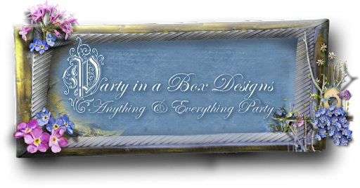 Party In A Box Designs