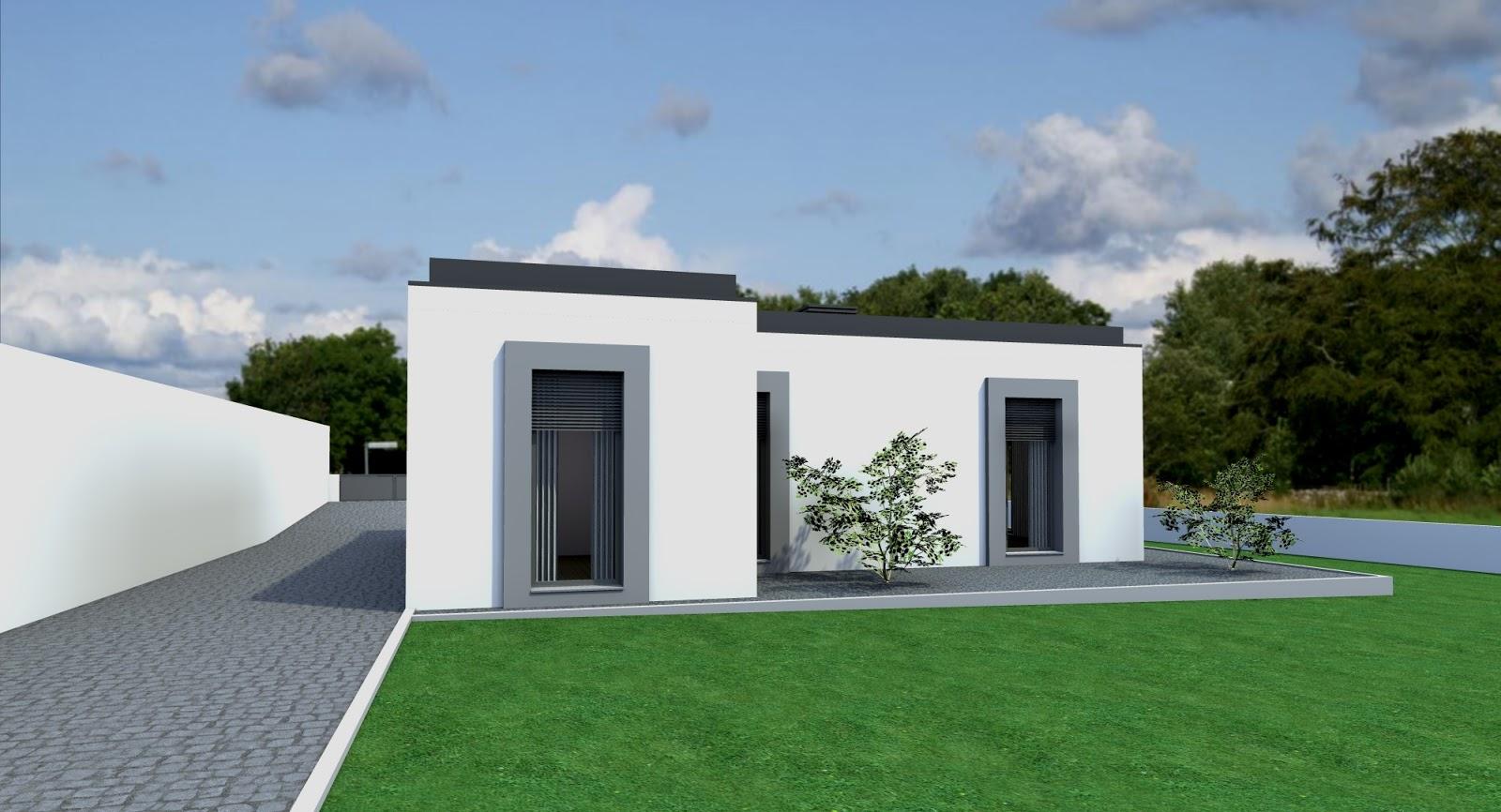 Casas modulares steel houses vila nova de gaia em - Casas modulares portugal ...