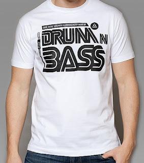 Koszulka drum and bass
