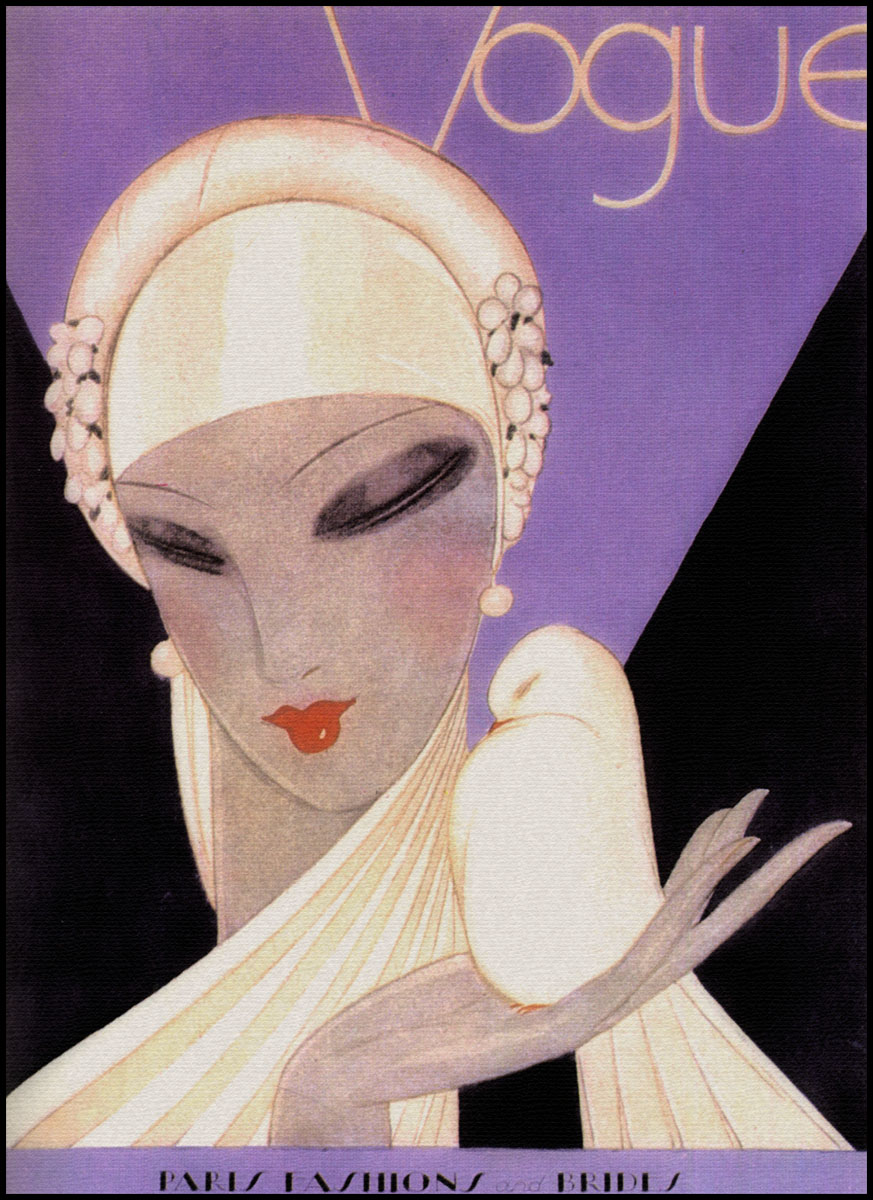 The pictorial arts jazz age for Magazine deco