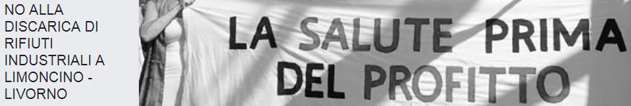 Comitato No Discarica a Limoncino