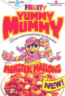 Fruity Yummy Mummy Cereal