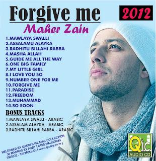 maher zain, forgive me