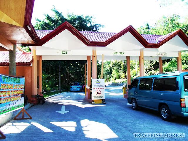 Dakak Beach Resort Entrance Fee