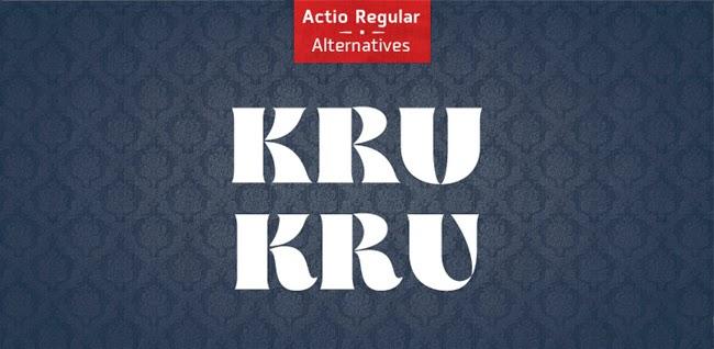 New Font Actio
