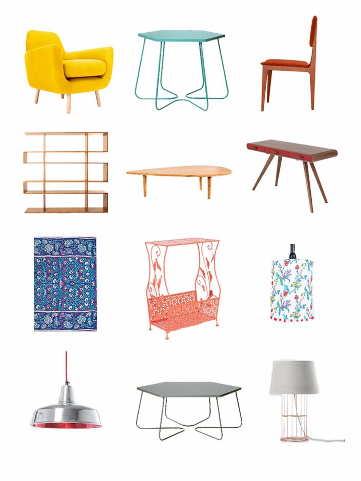 soldes d co t 2014 la s lection mydecolab blog d co mydecolab. Black Bedroom Furniture Sets. Home Design Ideas