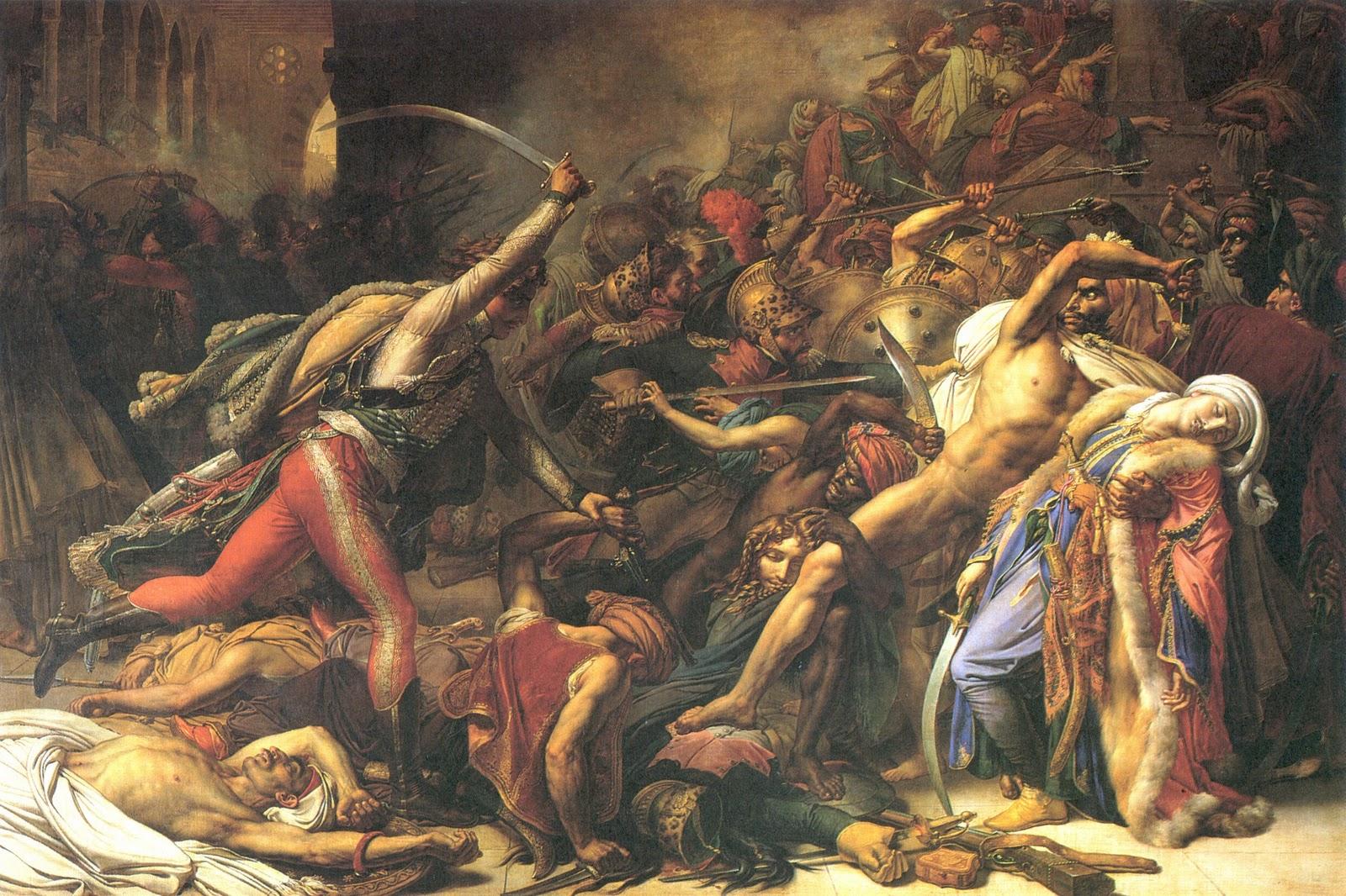 Girodet de Roucy-Trioson révolte du caire