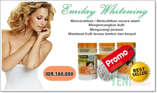 Suplemen emilay whitening