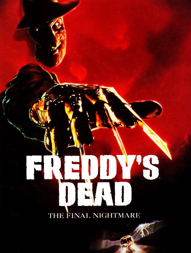 A Nightmare on Elm Street 6 Freddy's Dead (1991) นิ้วขเมือบ ภาค 6