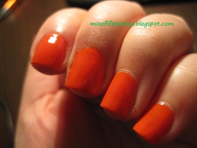 p2,pomarańczowe neonowe,neon