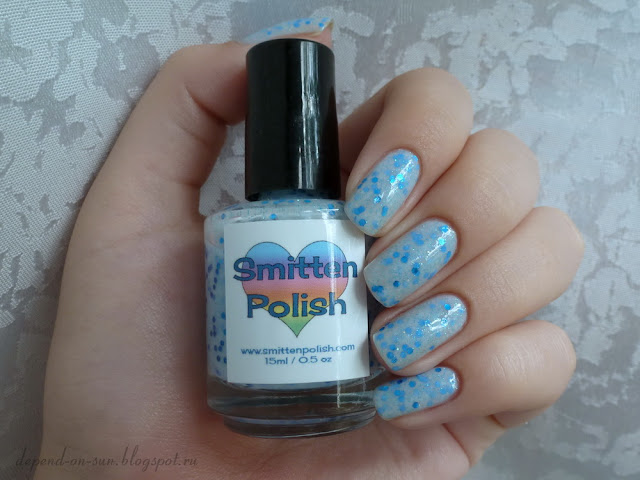 Smitten polish Winter is coming