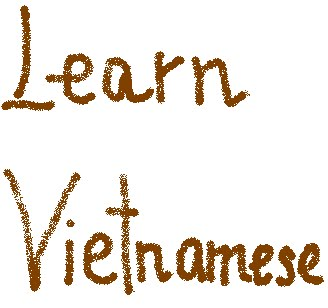 Learn Vietnamese with Saigonese For Free - Vietnamese Phrase Book