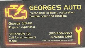 George's Auto 570-906-5069 570-655-1096