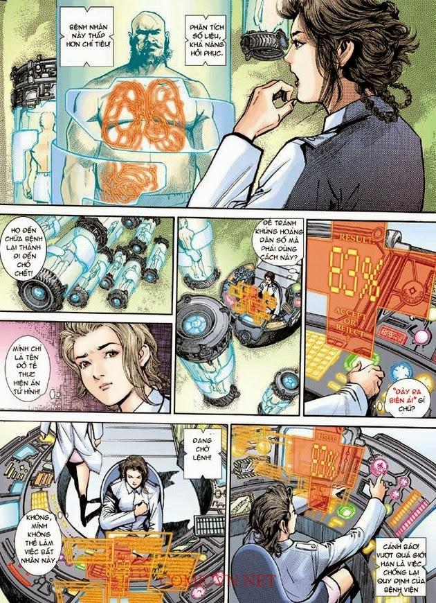 Thần Binh Khoa Huyễn Ký chap 2 - Trang 7