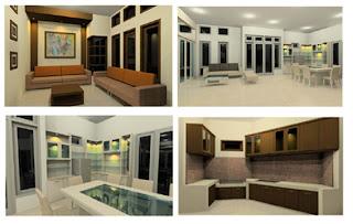 Gambar Foto Desain Interior Rumah Idaman, Rumah Minimalis, Rumah Sederhana