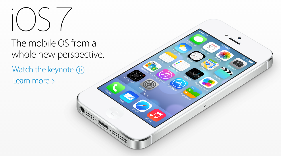 iOS 7 : Redesigned Apple's Mobile Operating System ...