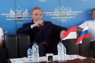 Galuzin  : Kami Ingin Perluas Kerjasama Militer dengan Indonesia