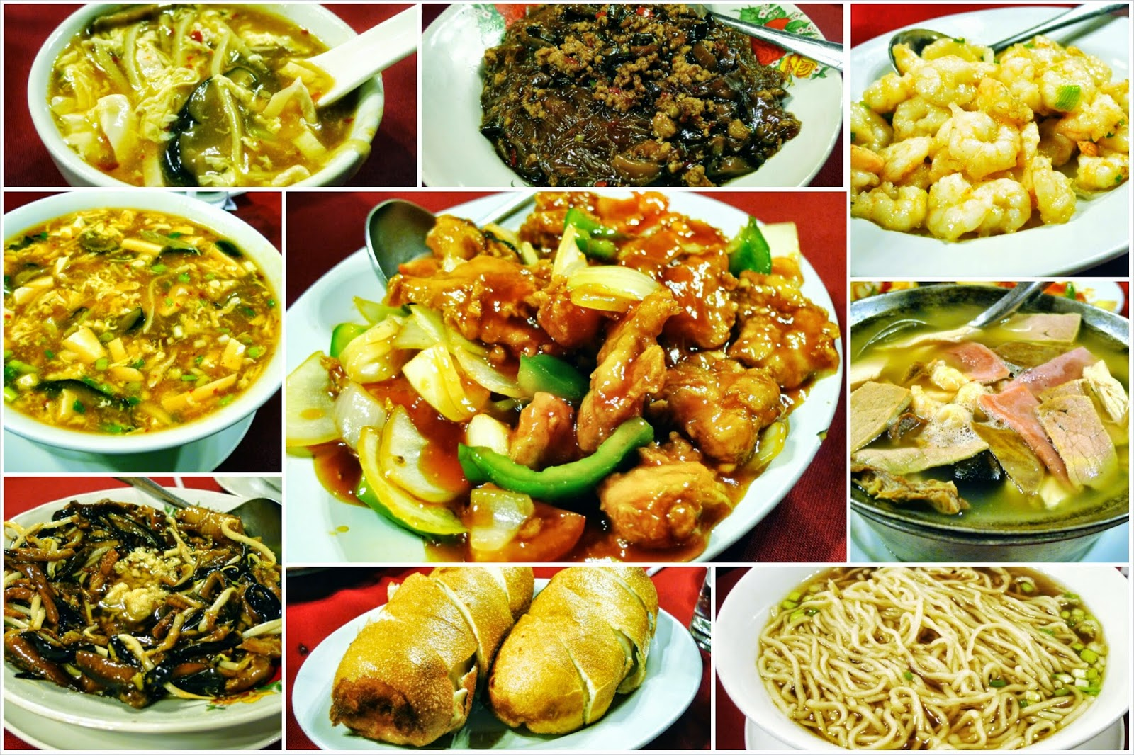 Amazing thailand gourmet great shanghai for Cuisine of china
