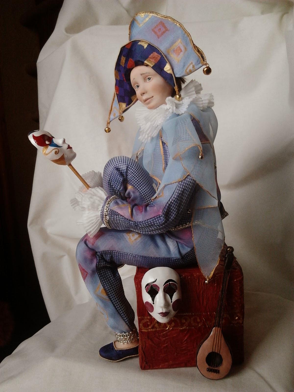 Кукольный театр из папье-маше своими руками мастер класс фото