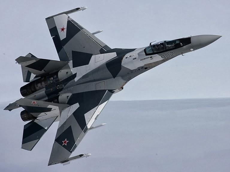 Sukhoi Su-35 Pesawat Tempur Tercanggih Rusia