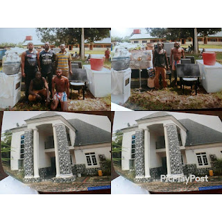 Robbers storm mansion in Imo State, loot properties (Photo)