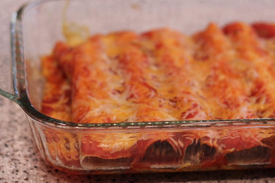 Turkey Enchiladas | Holli Long