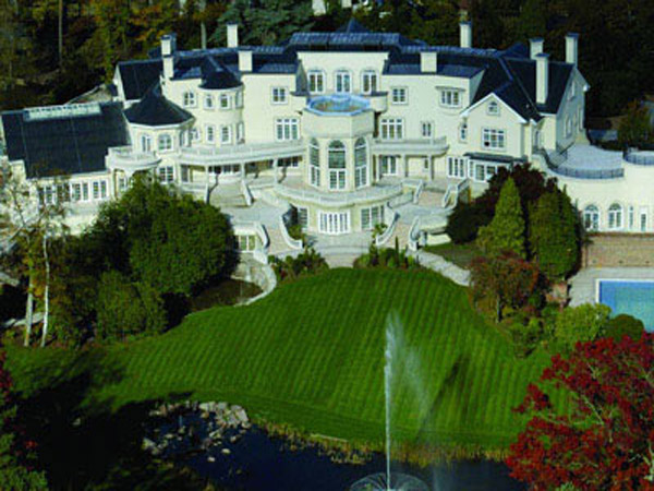 Top 5 most expensive homes in the world fourtriangle for Nicest homes in the world