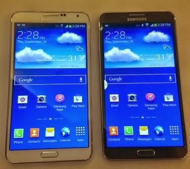 Review, Spesifikasi dan Update Harga Terbaru Samsung Galaxy Note 3 Smartphone Android
