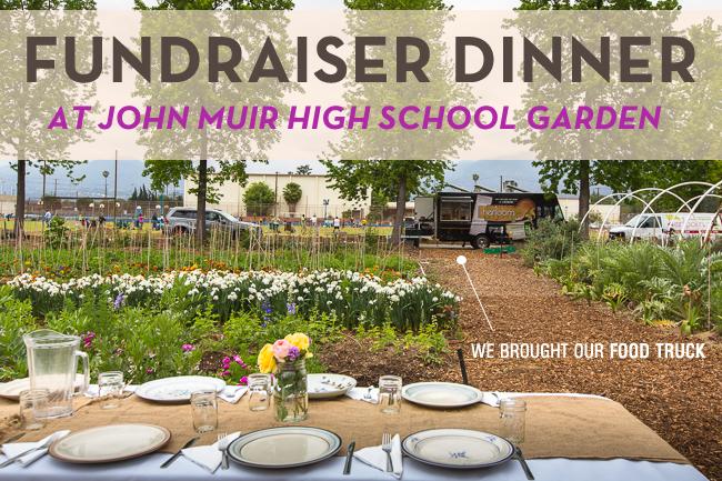 Support School Gardens