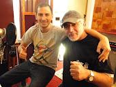 Con Pablo Galbusera