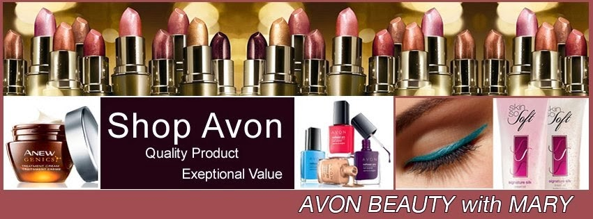 AVON Beauty With Mary