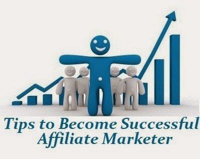 5 Tips On Becoming A Successful Affiliate Markter